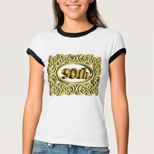 50th Wedding Anniversary Gifts T-Shirt