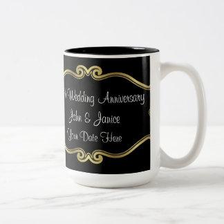 50th Wedding Anniversary Coffee Mug