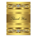 50th Wedding Anniversary Thank You Card