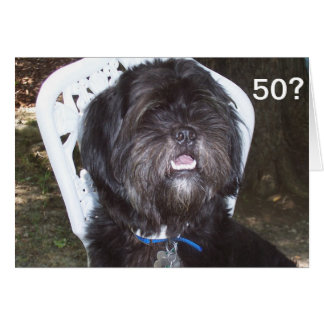 50th-YOU LOOK FANTASTIC Card