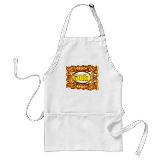 50thanniversary12t adult apron