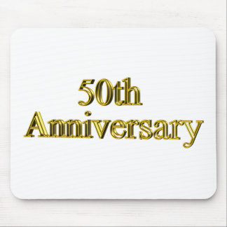 50thanniversary17t mouse pads