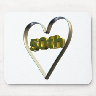 50thanniversary8t mouse mat