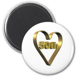 50thanniversary9t magnet