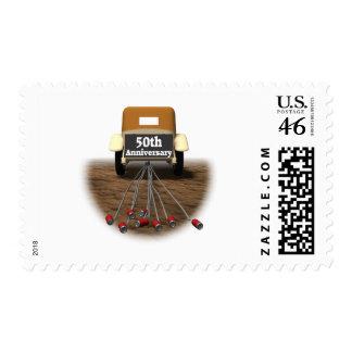 50thanniversaryt-shirts3 postage stamp