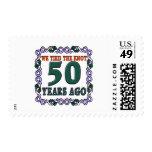 50thweddinganniversary sellos