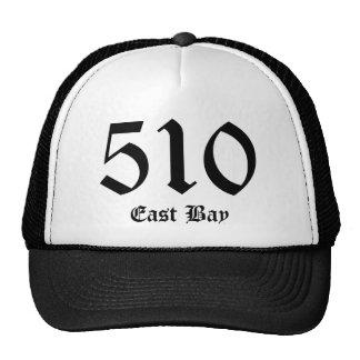 510 bahía del este - gorra