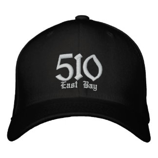 510 - East Bay Baseball Cap