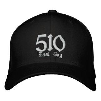 510 - Gorra de béisbol del este de la bahía