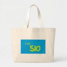 510 mercancías bolsa lienzo