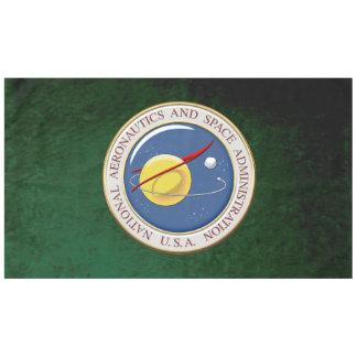 [510] NASA Emblem [3D] Tablecloth