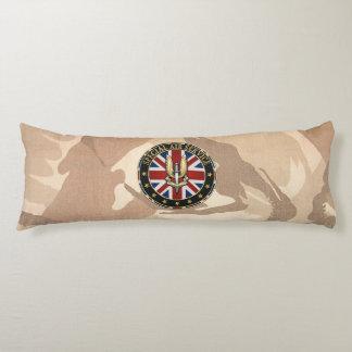 [510] Special Air Service (SAS) Badge [3D] Body Pillow