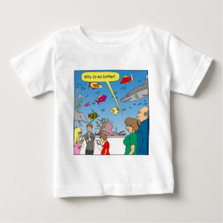 510 Why do we bother cartoon Baby T-Shirt