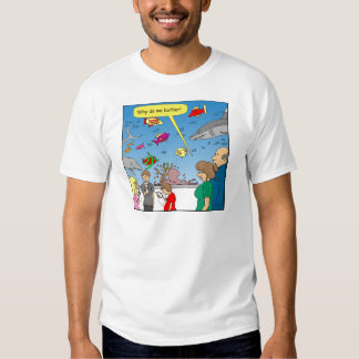 510 Why do we bother cartoon T-Shirt