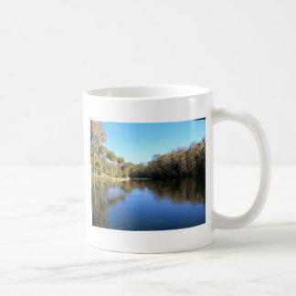 510a Silver River  the money shot Coffee Mug
