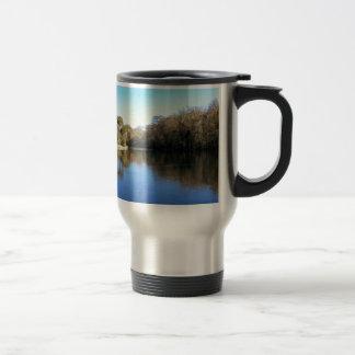 510a Silver River  the money shot Travel Mug