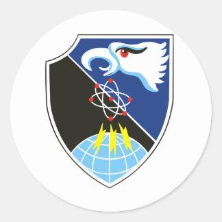 510th TFS Classic Round Sticker