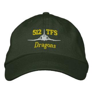 512 TFS F-4 Golf Hat
