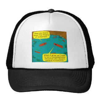 513 evolve into fundamentalist cartoon trucker hat