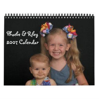 514033929_01, Phoebe y calendario Riley2007