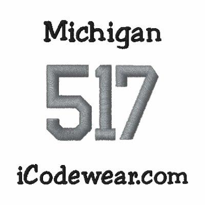 517 Lansing Embroidered Hoody