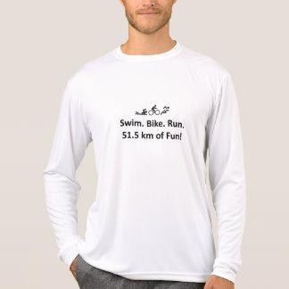 51.5km Fun T Shirt