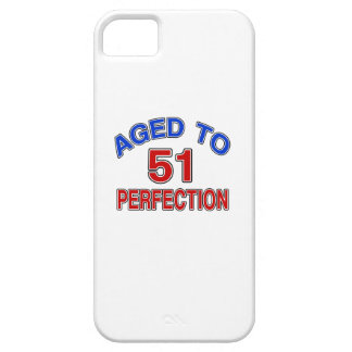 51 Aged To Perfection iPhone SE/5/5s Case