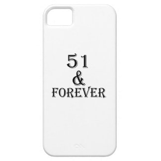 51 And Forever Birthday Designs iPhone SE/5/5s Case