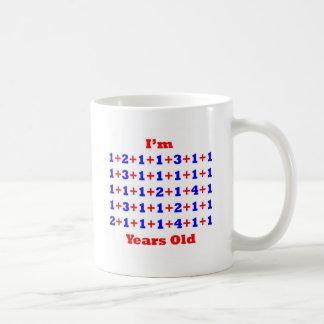 ¡51 años! tazas
