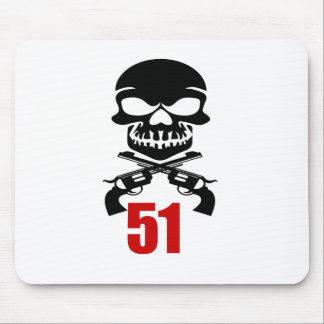 51 Birthday Designs Mouse Pad