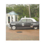 '51 Chevrolet Police Car Note Pad