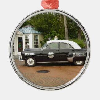 '51 Chevrolet Police Car Christmas Ornament