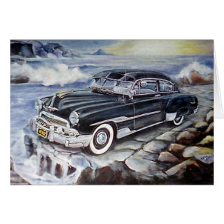 51 CHEVY GREETING CARDS