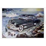 51 CHEVY STATIONERY NOTE CARD