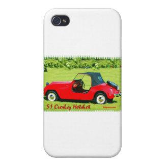 51-Crosley-Hotshot. iPhone 4 Covers