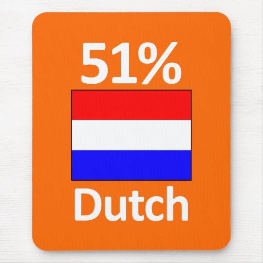 51% Dutch Mouse Pad