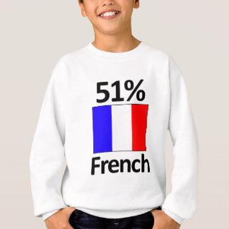 51% French Sweatshirt