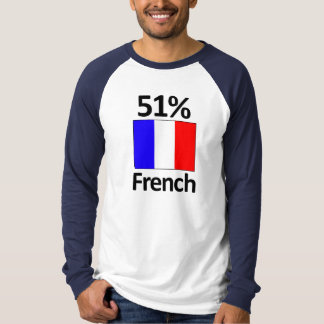 51% French T-Shirt