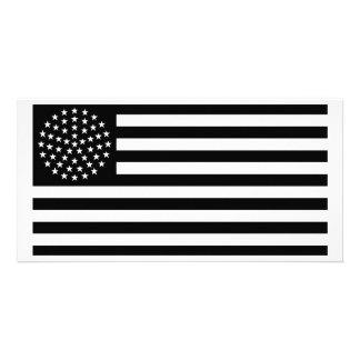 51 Star US Flag Photo Greeting Card
