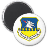 51st Fighter Wing Refrigerator Magnets