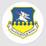 51st Fighter Wing Sticker