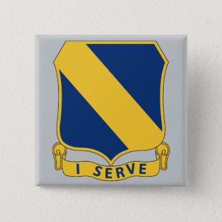 51st Infantry Regiment - I Serve Button