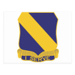 51st Infantry Regiment Postcard