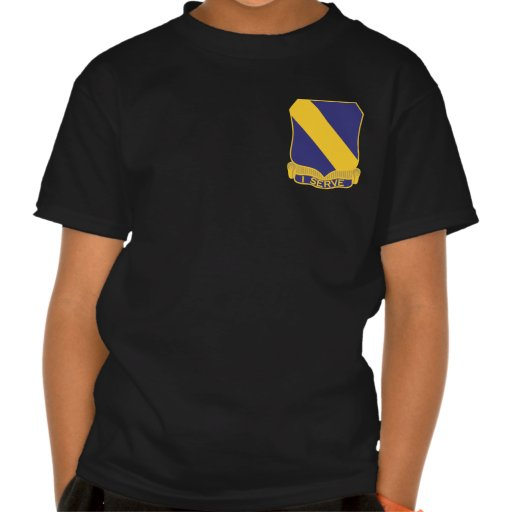 51st Infantry Regiment Tshirts