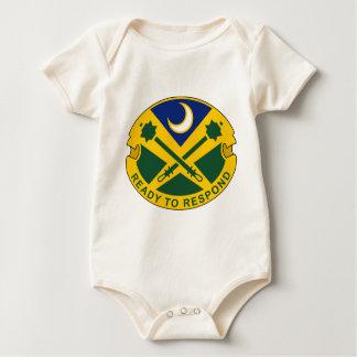51st Military Police Battalion - Ready To Respond Baby Bodysuit