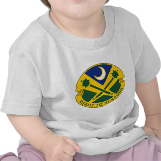 51st Military Police Battalion - Ready To Respond T-shirt