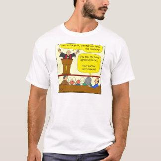 522 preist agrees with me cartoon T-Shirt