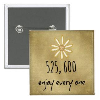 525.600 disfrute de cada minuto pins
