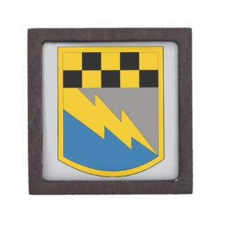 525th Battlefield Surveillance Brigade Keepsake Box
