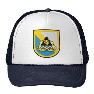 525th Military Intelligence - Airborne flash Trucker Hat